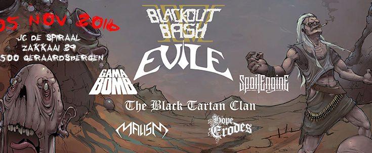 Black-Out Bash IV