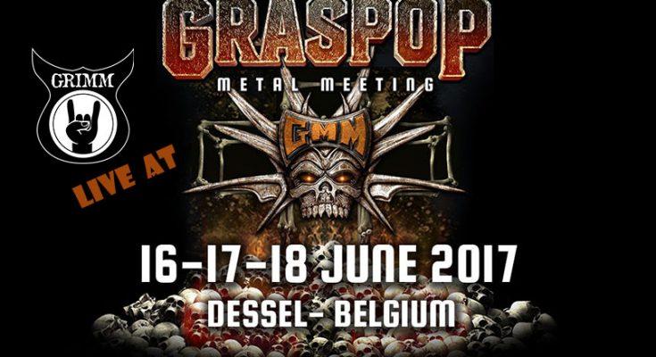 GRIMM live at Graspop 2017