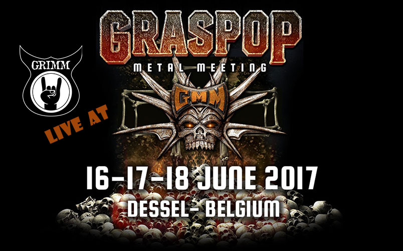 GRIMM live at Graspop 2017