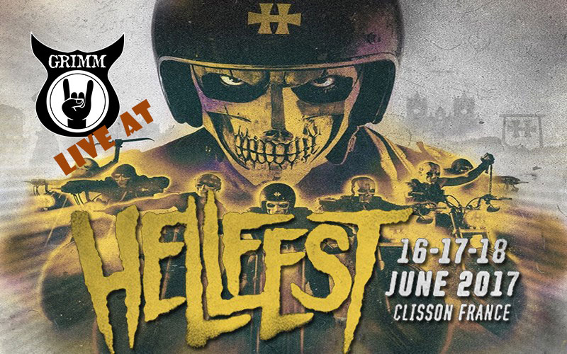 GRIMM live at Hellfest 2017