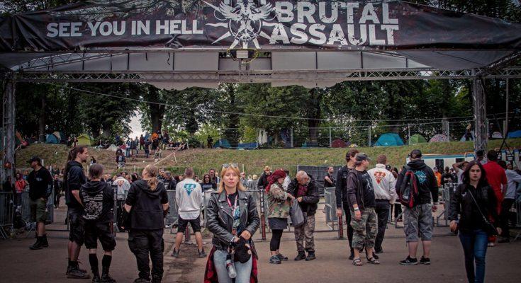 Brutal Assault 2017 • GRIMM Gent