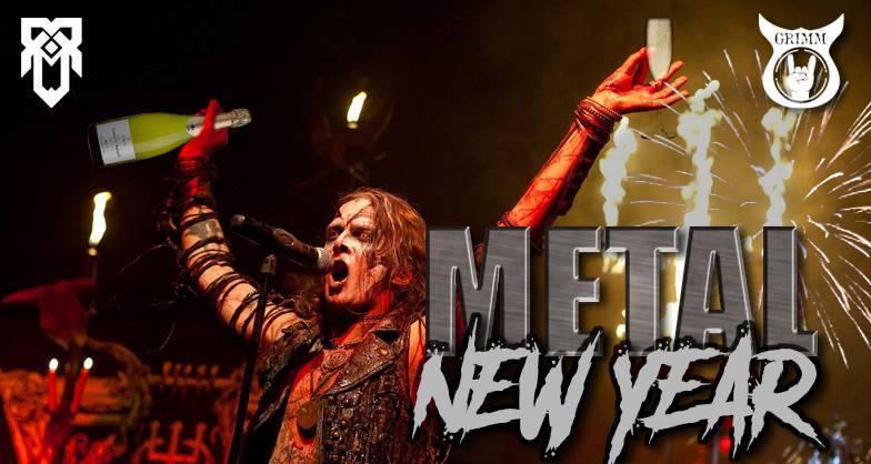 Metal New Year at Asgaard