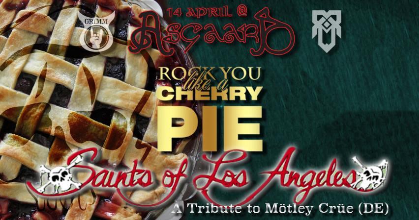 Saints of Los Angeles live at Asgaard