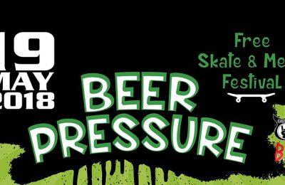 Beer Pressure Skate and Metal Fest