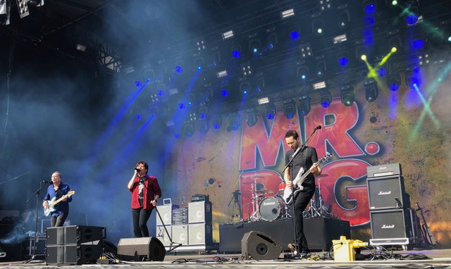 Mr. Big at Alcatraz 2018