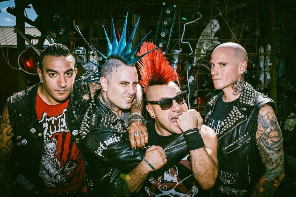 Русские панк рок картинки