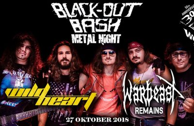 Black-Out Bash Metal Night 2018