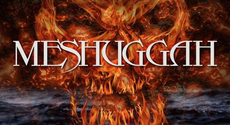 Meshuggah at Alcatraz 2019