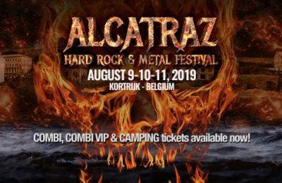 Ticketsale for Alcatraz 2019 has begun!