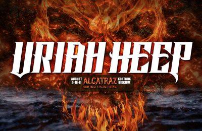 Uriah Heep at Alcatraz 2019