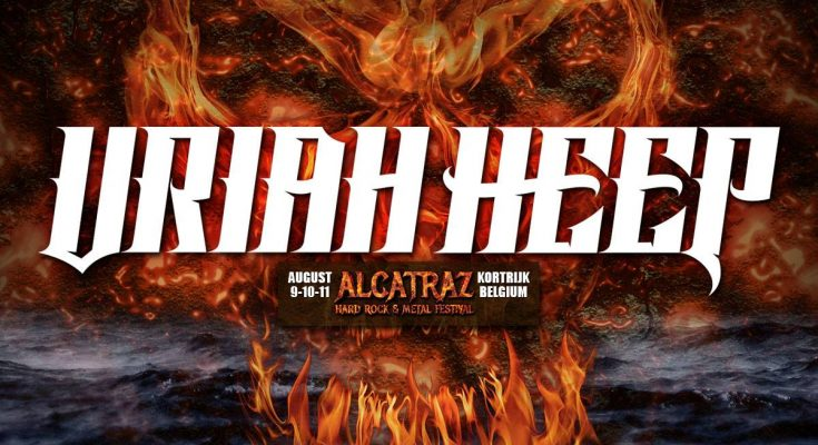 Uriah Heep at Alcatraz 2019