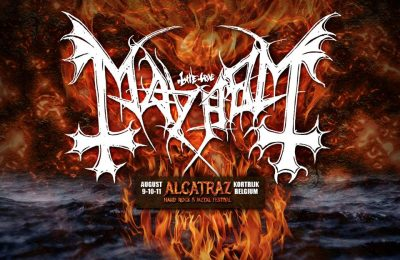 Mayhem at Alcatraz 2019!