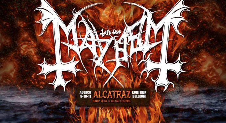 Mayhem at Alcatraz 2019!
