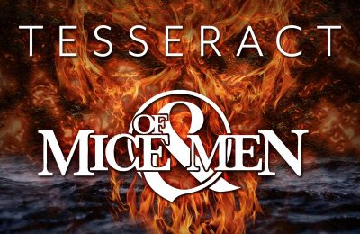 TesseracT and Of Mice and Men at Alcatraz 2019