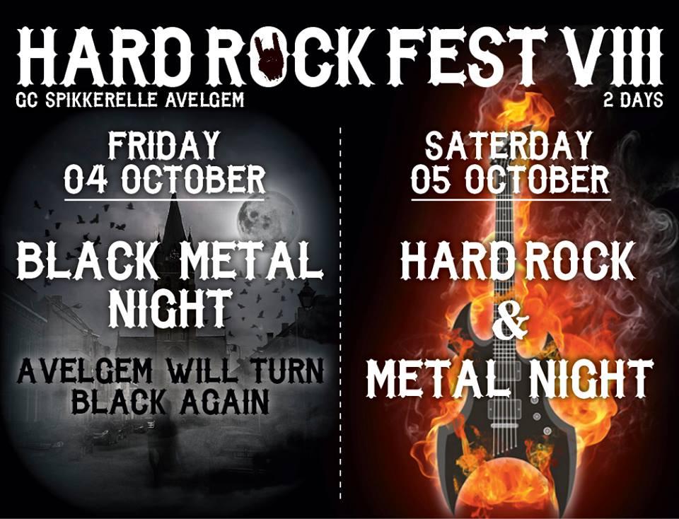 Hard Rock Fest Avelgem 2019 - 2 Days