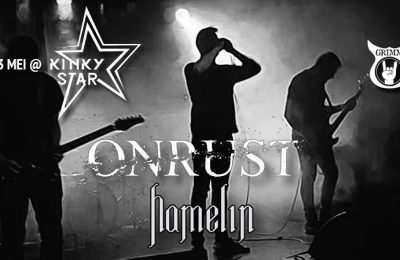 Onrust and Hamelin at Kinky Star