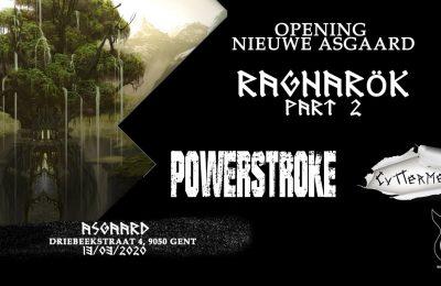 Ragnarok Part 2 : Powerstroke and Cuttermess