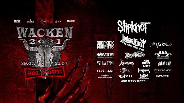 Wacken Stream 2021
