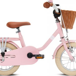 Puky Classic retro roze 12