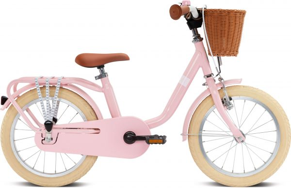 Puky Classic retro roze 16