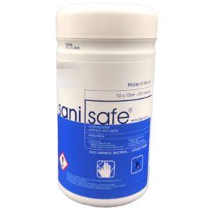 SaniSafe Wipes Desinfecterende doekjes