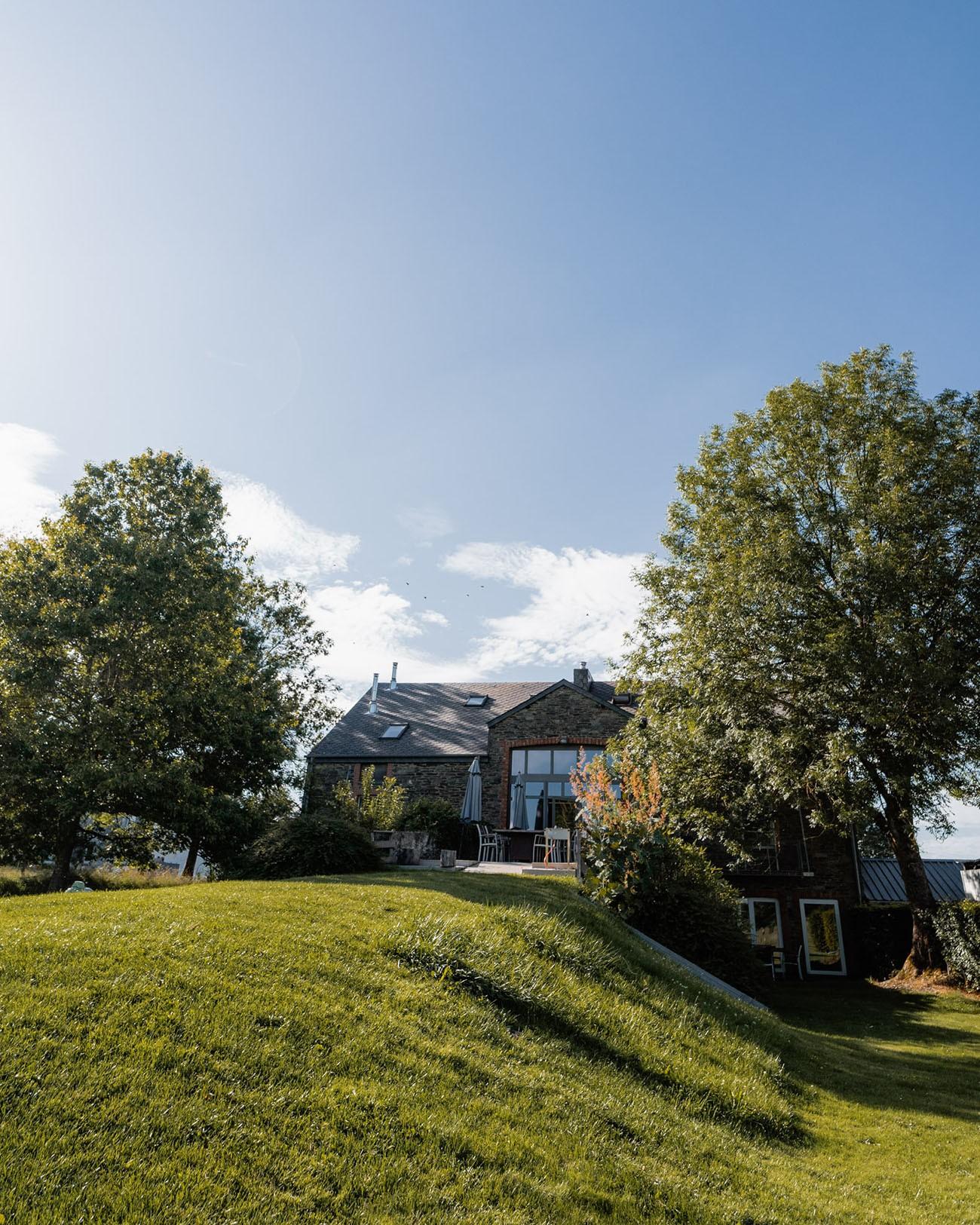 Vakantiehuis La Vilette met tuin in Buret, Houffalize