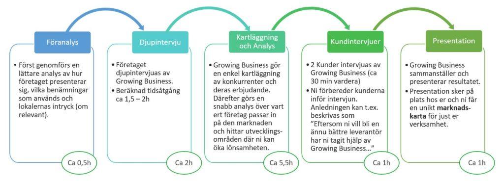 Marknadsstrategi - Process för snabbanalys