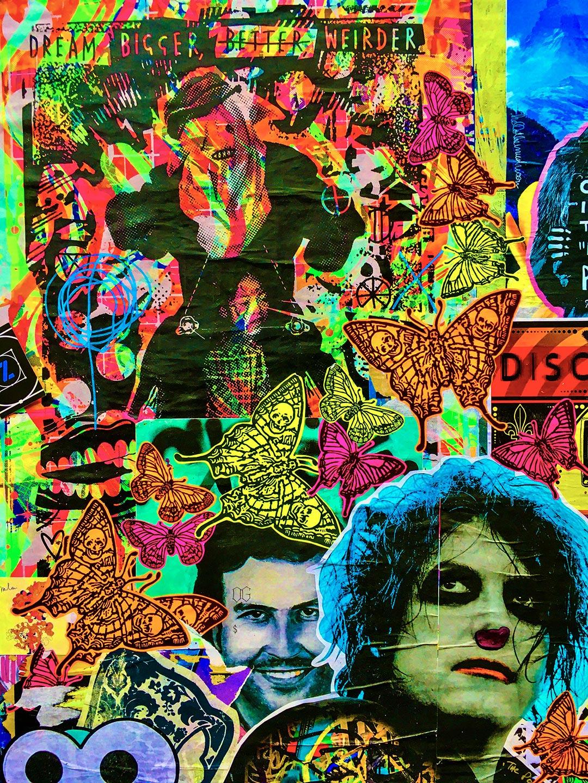 dream bigger better weirder