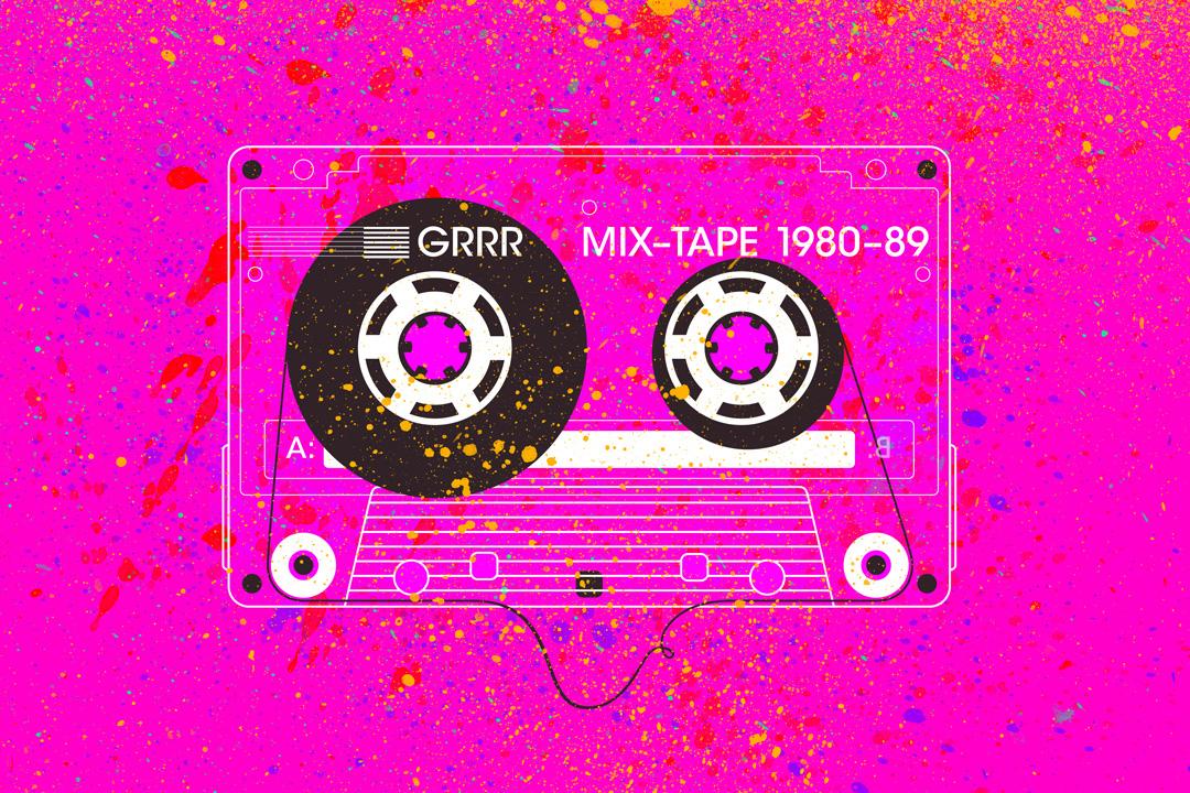 Mix-tape 1980-89