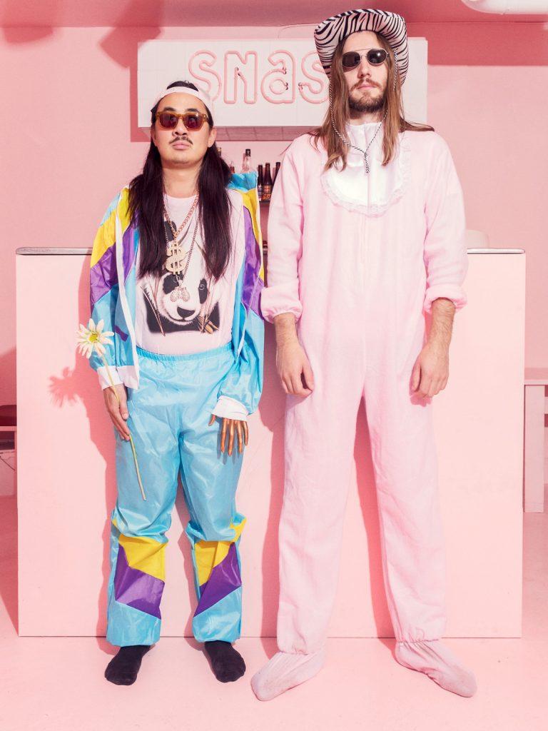 Freddie & Erik
