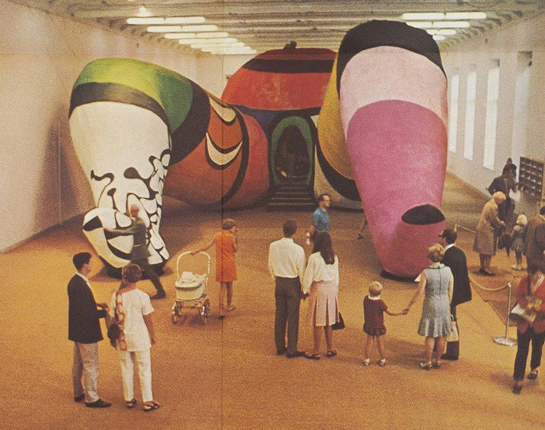 Hon by Niki de saint Phalle