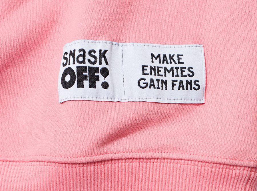 Snask Make Enemies Jumper