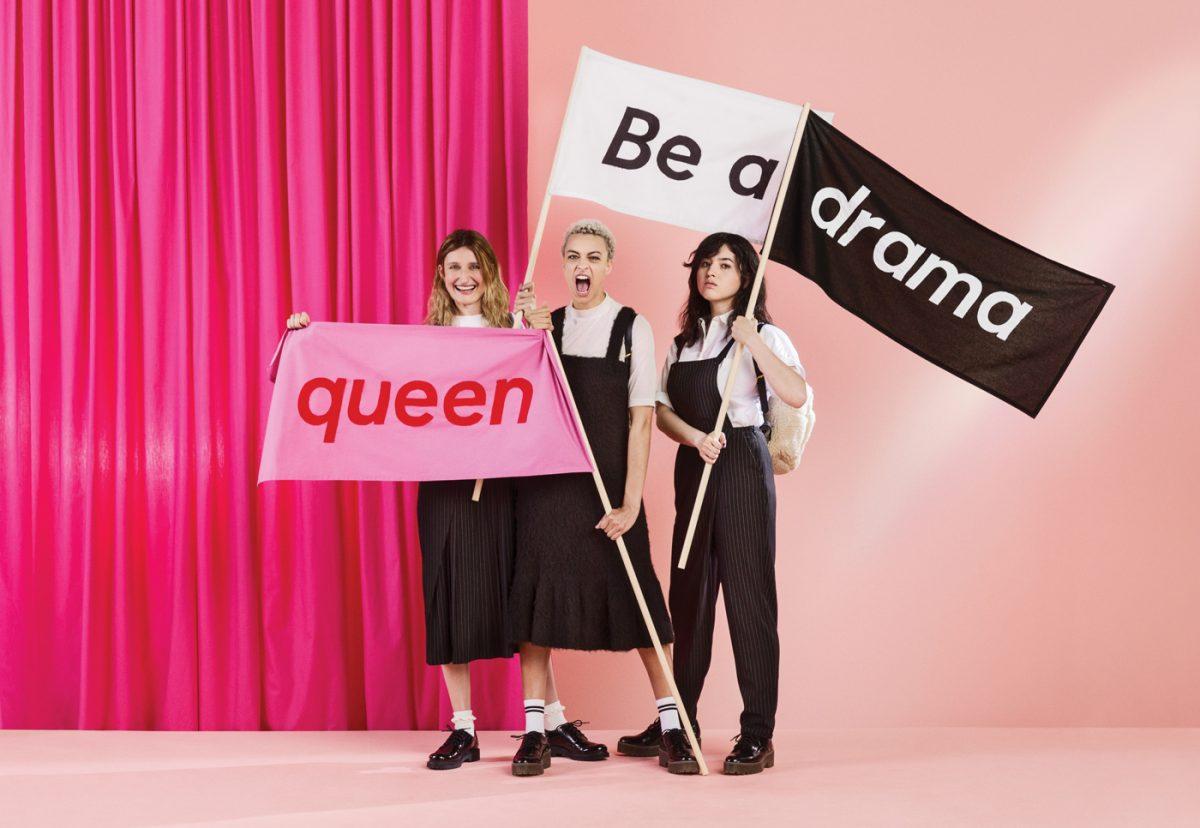 Snask Monki Be A Drama Queen