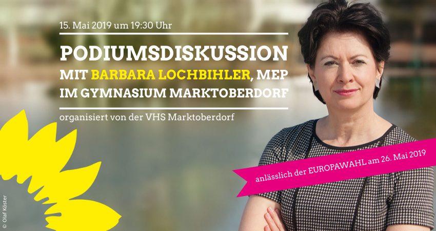 Barbara Lochbihler Grüne Marktoberdorf