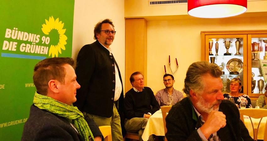 Jörg Schneider Bürgermeister Marktoberdorf Kandidat Grüne