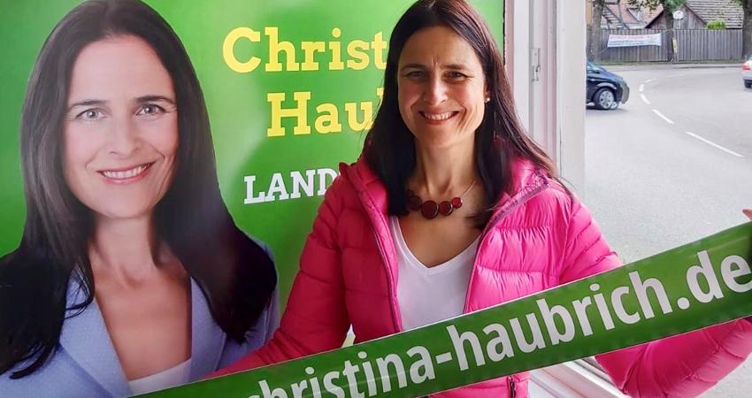 Christina Haubrich Grüne Marktoberdorf Ostallgäu Büro