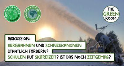 Schulen auf Skifreizeit FFF PFF Marktoberdorf