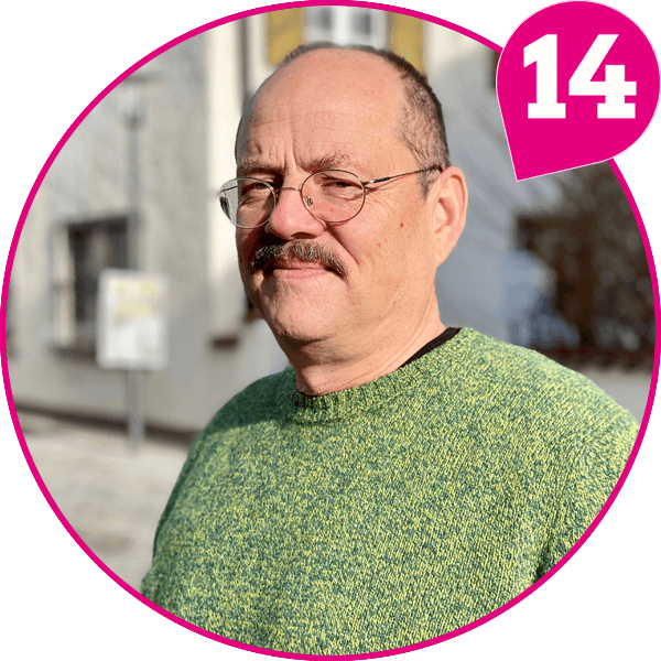 Josef Rüth Stadtrat Bündnis 90 Die Grünen Marktoberdorf