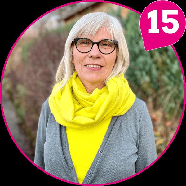 Angelika Hommel Stadtrat Bündnis 90 Die Grünen Marktoberdorf