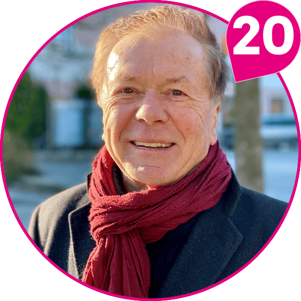 Peter Wonka Stadtrat Bündnis 90 Die Grünen Marktoberdorf