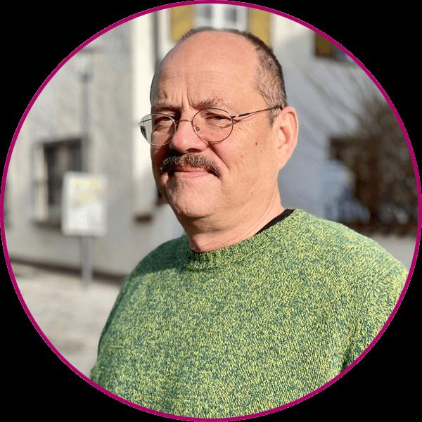 Josef Rüth Sepp Rüth Stadtrat Marktoberdorf Bündnis 90 / Die Grünen