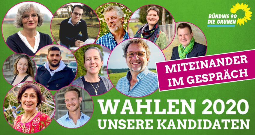 Kommunalwahl 2020 Bürgermeister Jörg Schneider Stadtrat Kandidaten