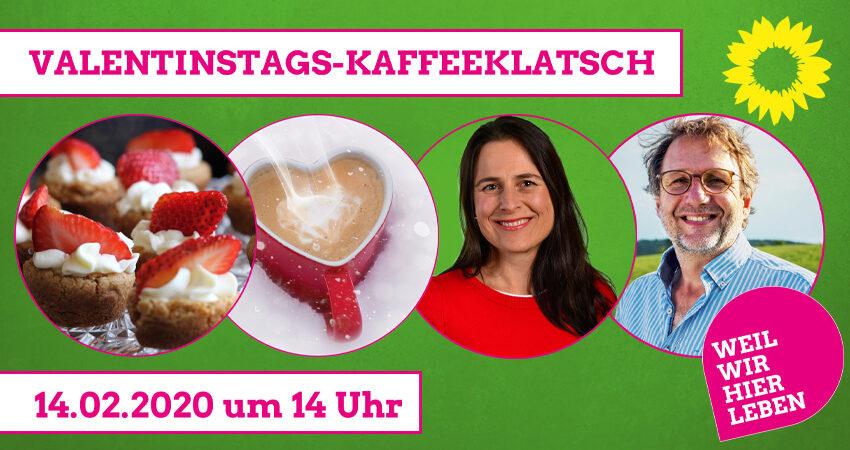Valentinstag Kaffee Kuchen Christina Haubrich Jörg Schneider