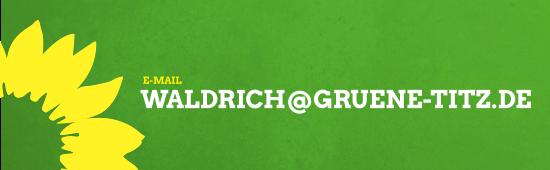 Emailadresse Waldrich