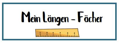Mein Längen – Fächer