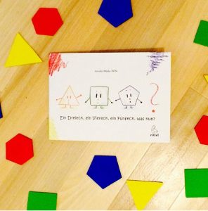 Vom Dreieck bis zum Fußball – geometrische Formen