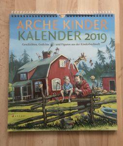 Montagmorgen: Ich Heft und Kalender