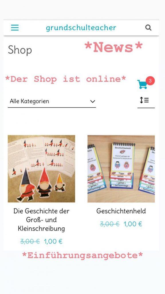 grundschulteacher Shop