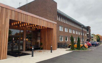 Foajé business club öppnar