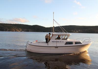 Westfjord 26